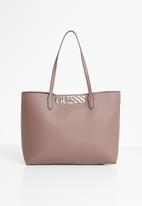 GUESS - Uptown chic Barcelona tote - neutral