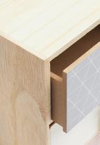 H&S - Kids mini cabinet - multi
