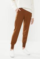 Vero Moda - Jolly pants - tan