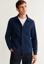 MANGO - Melona jacket - navy