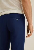MANGO - Vibes pants - navy