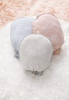 H&S - Balloon cushion - grey