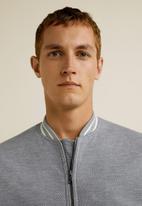 MANGO - Jonjon jacket - grey