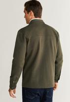 MANGO - Tomy jacket - khaki