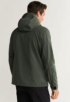 MANGO - Sufi jacket - green