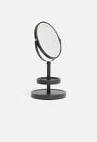 Eleganza - Vanity mirror - black