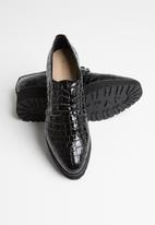 ALDO - Lovirede oxford - black