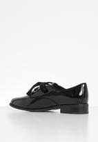 ALDO - Gemelli oxford - black