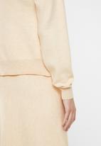 MANGO - Flear jersey - beige