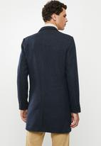 Only & Sons - Julian king coat - navy