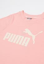 PUMA - No.1 logo tee - pink