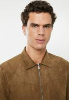 Only & Sons - Lebron jacket - brown