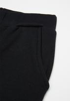 POP CANDY - Kids sweat set - black/multi
