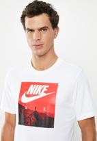 Nike - Nike air photo tee - white