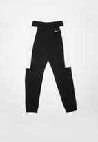 Nike - Boys Nike Air pant - black & white