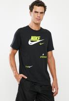 Nike - Nike sportswear tee - black