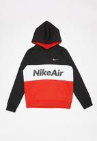 Nike - Boy Nike Air pullover  - black