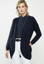 ONLY - Violet cardigan - night sky