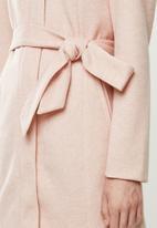 Vero Moda - Julia verodona jacket - mocha mousse