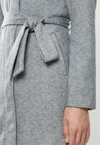 Vero Moda - Julia verodona jacket - light grey melange