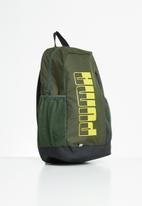 PUMA - Puma plus backpack ii - green