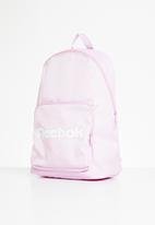 Reebok - Cl core backpack - pink