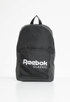 Reebok - Vector backpack - black