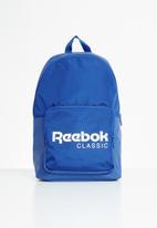 Reebok Classic - Cl core backpack - blue