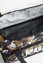 PUMA - Puma challenger duffel bag - black & brown