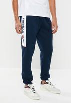 Reebok Classic - Classic linear pants - multi