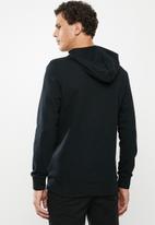 Reebok Classic - Classic vector hoodie - black