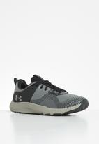 Under Armour - Ua charged engage - gravity green / black / gravity green