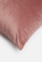 Sixth Floor - Button cushion - pink