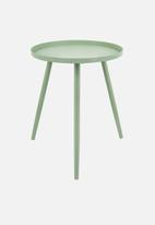 Present Time - Elle side table - green