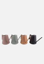Present Time - Grace watering can small - black