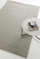 Hertex Fabrics - Plush rug - stone