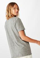 Cotton On - The heritage tee - grey