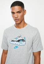 Nike - Nike sportswear air am90 tee - grey
