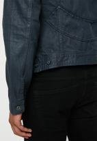 G-Star RAW - D-staq studs slim jackets - navy