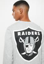 Only & Sons - NFL club crew sweat - grey