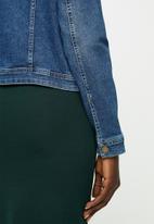 ONLY - Westa denim jacket -  blue