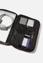 Typo - Mobile laptop folio - tan