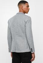Only & Sons - Matti king casual blazer - grey