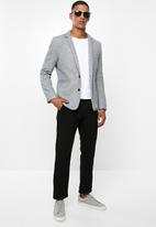 Only & Sons - Matti king casual blazer - grey