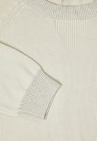 Superbalist - Premium crew knit - cream