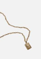 Rubi - Someday trinkets necklace - gold