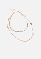 Rubi - Wunderlast trinkets necklace  - gold