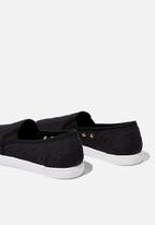 Cotton On - Holly slip on  - black