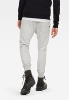 G-Star RAW - Premium core type sweatpants - grey