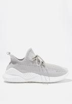 Cotton On - Lydia sock trainer - grey